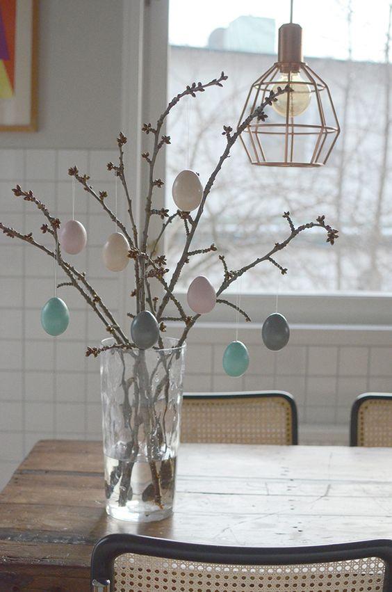 Jaro a Velikonoce v duchu Skandinávie a minimalismu - Obrázek č. 27