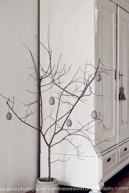 Jaro a Velikonoce v duchu Skandinávie a minimalismu - Obrázek č. 28