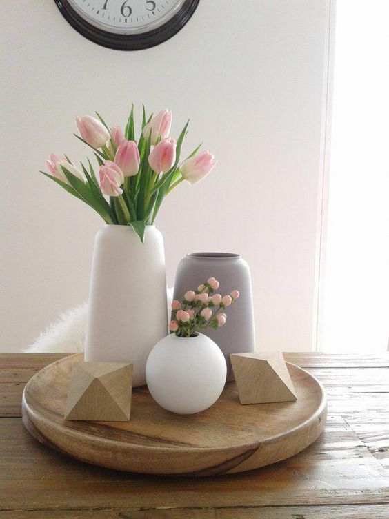 Jaro a Velikonoce v duchu Skandinávie a minimalismu - Obrázek č. 29