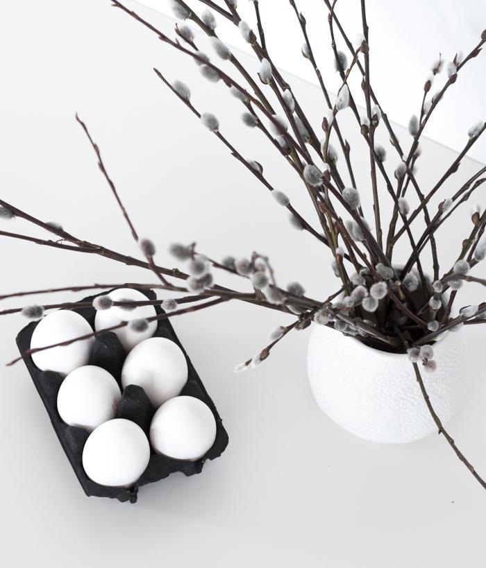 Jaro a Velikonoce v duchu Skandinávie a minimalismu - Obrázek č. 35