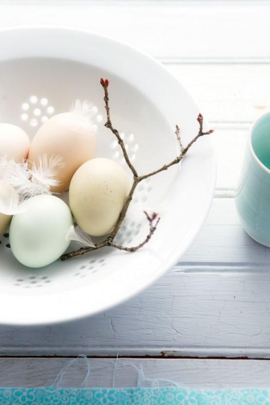 Jaro a Velikonoce v duchu Skandinávie a minimalismu - Obrázek č. 37