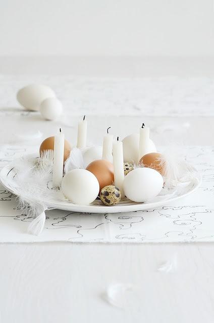 Jaro a Velikonoce v duchu Skandinávie a minimalismu - Obrázek č. 39