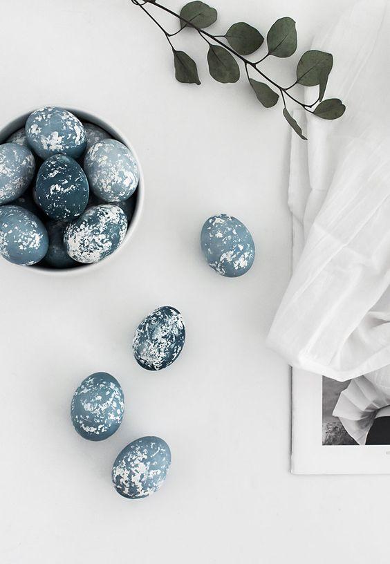 Jaro a Velikonoce v duchu Skandinávie a minimalismu - Obrázek č. 41