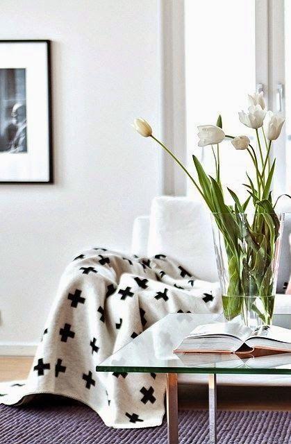 Jaro a Velikonoce v duchu Skandinávie a minimalismu - Obrázek č. 42