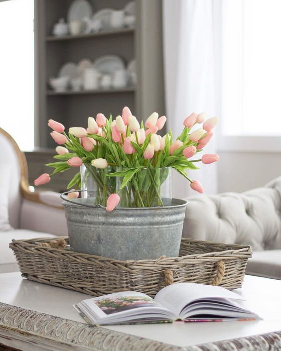 Jaro a Velikonoce v duchu Skandinávie a minimalismu - Obrázek č. 47