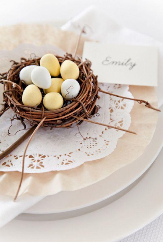 Jaro a Velikonoce v duchu Skandinávie a minimalismu - Obrázek č. 52