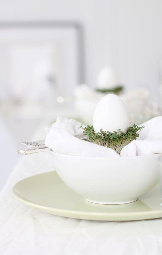 Jaro a Velikonoce v duchu Skandinávie a minimalismu - Obrázek č. 57