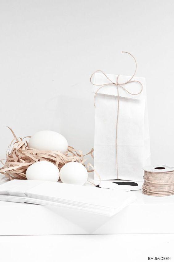 Jaro a Velikonoce v duchu Skandinávie a minimalismu - Obrázek č. 61