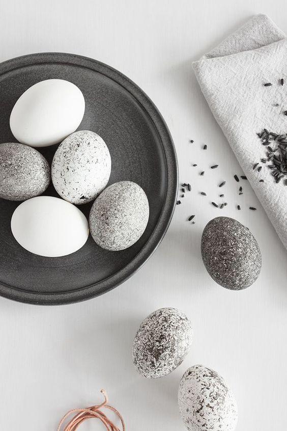 Jaro a Velikonoce v duchu Skandinávie a minimalismu - Obrázek č. 63