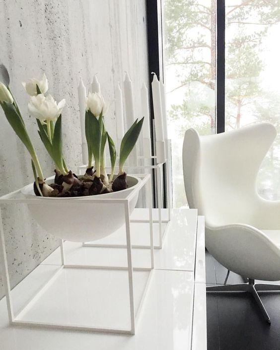 Jaro a Velikonoce v duchu Skandinávie a minimalismu - Obrázek č. 67