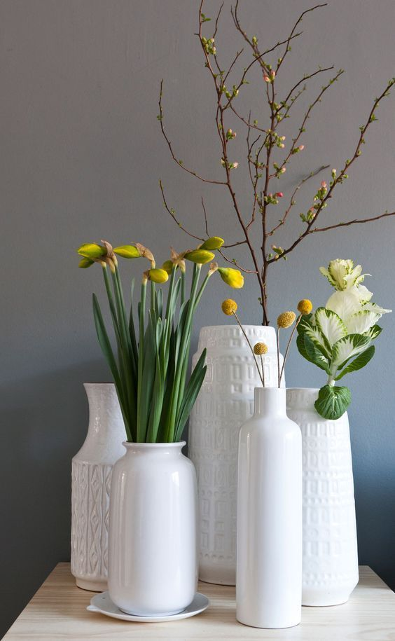 Jaro a Velikonoce v duchu Skandinávie a minimalismu - Obrázek č. 72