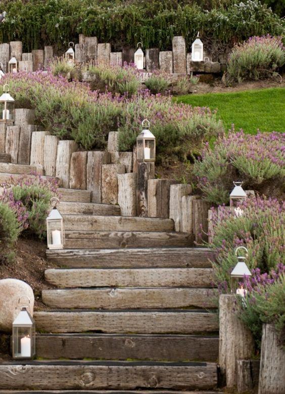 Zahrada ve svahu - inspirace - Obrázek č. 97