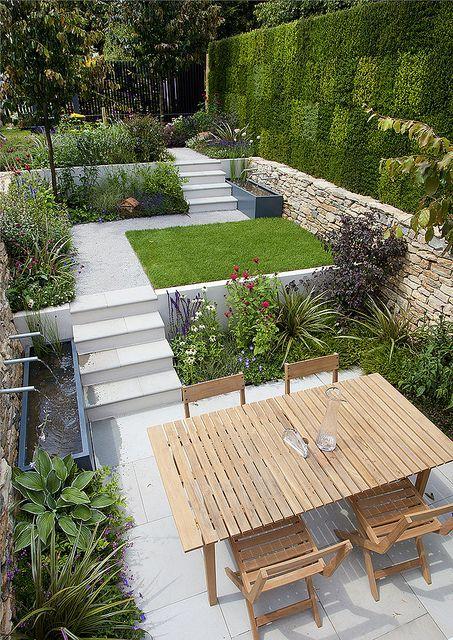 Zahrada ve svahu - inspirace - Obrázek č. 100