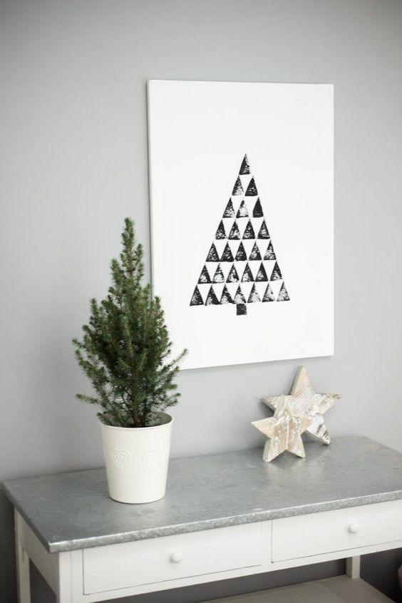 Vánoce minimalisticky - Obrázek č. 159