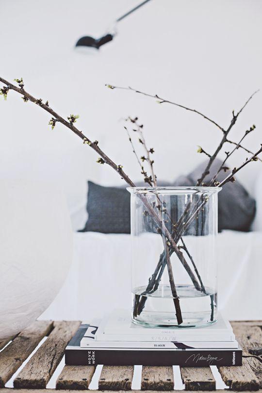 Jaro a Velikonoce v duchu Skandinávie a minimalismu - Obrázek č. 85