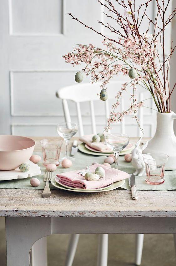 Jaro a Velikonoce v duchu Skandinávie a minimalismu - Obrázek č. 90