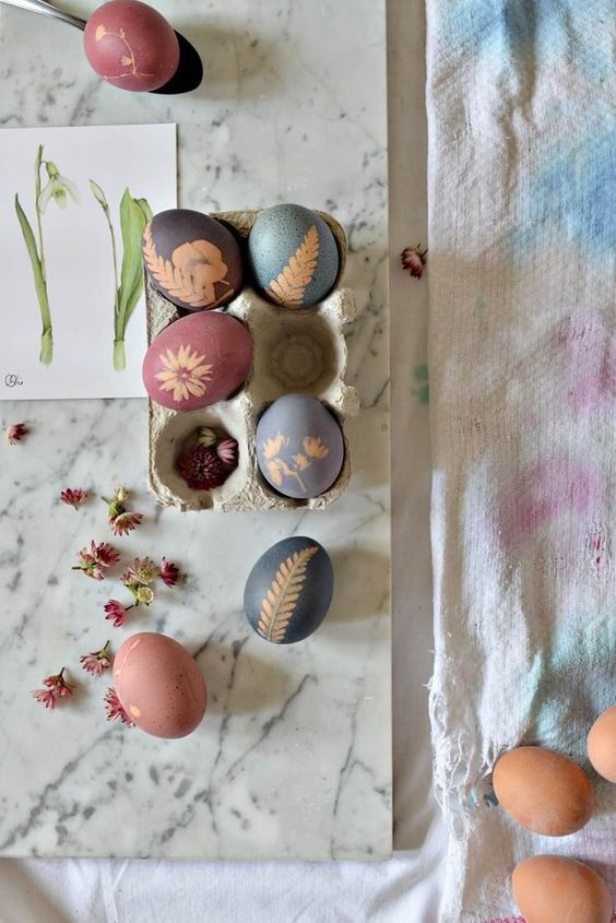 Jaro a Velikonoce v duchu Skandinávie a minimalismu - Obrázek č. 92