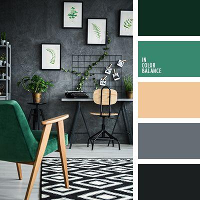 Barevné kombinace - inspirace do interiéru - Obrázek č. 11