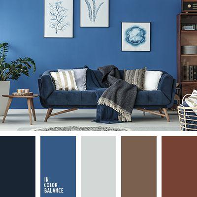 Barevné kombinace - inspirace do interiéru - Obrázek č. 4