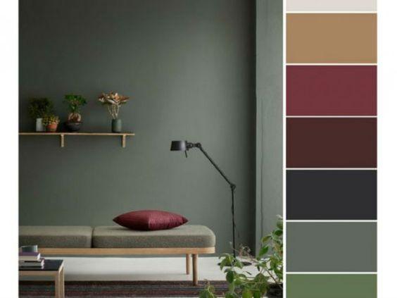 Barevné kombinace - inspirace do interiéru - Obrázek č. 5