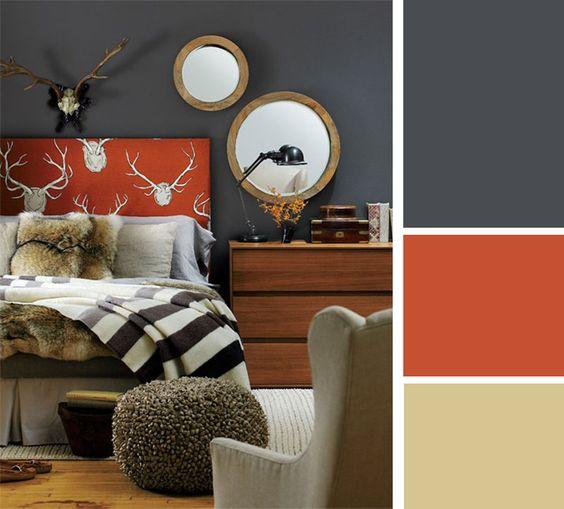 Barevné kombinace - inspirace do interiéru - Obrázek č. 3