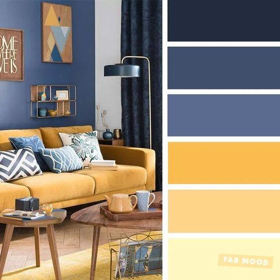 Barevné kombinace - inspirace do interiéru - Obrázek č. 6