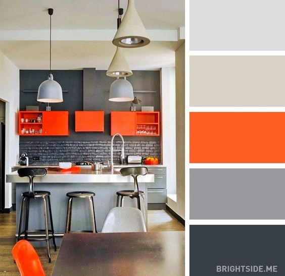 Barevné kombinace - inspirace do interiéru - Obrázek č. 12