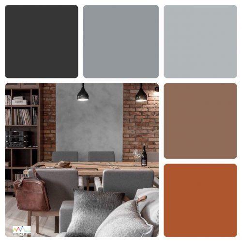 Barevné kombinace - inspirace do interiéru - Obrázek č. 13