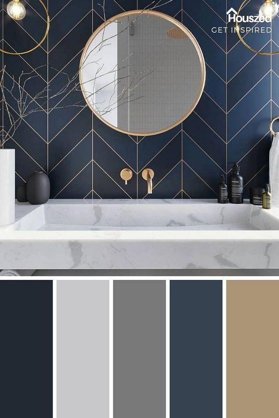 Barevné kombinace - inspirace do interiéru - Obrázek č. 8