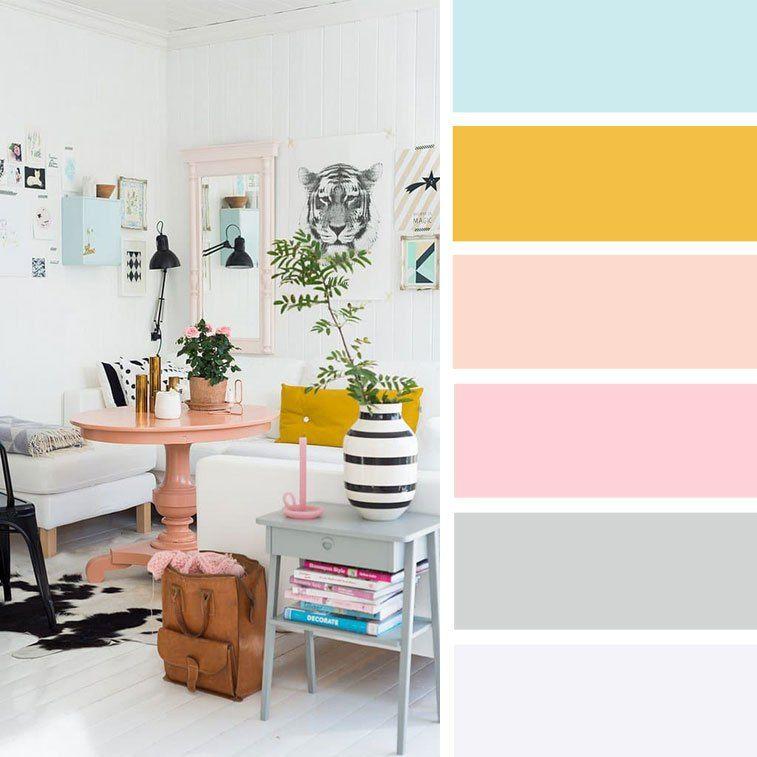 Barevné kombinace - inspirace do interiéru - Obrázek č. 15