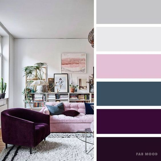 Barevné kombinace - inspirace do interiéru - Obrázek č. 24