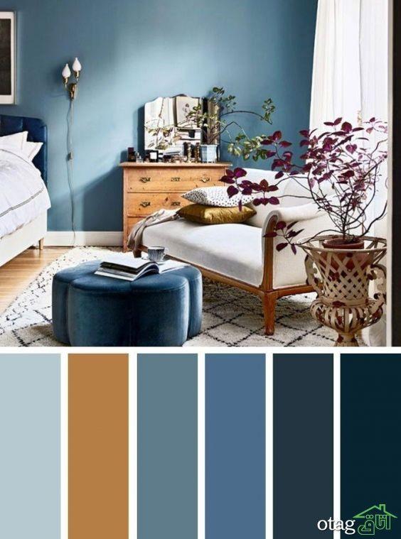 Barevné kombinace - inspirace do interiéru - Obrázek č. 20