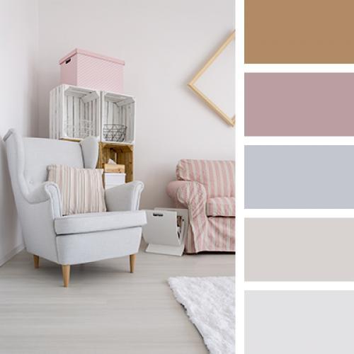 Barevné kombinace - inspirace do interiéru - Obrázek č. 14