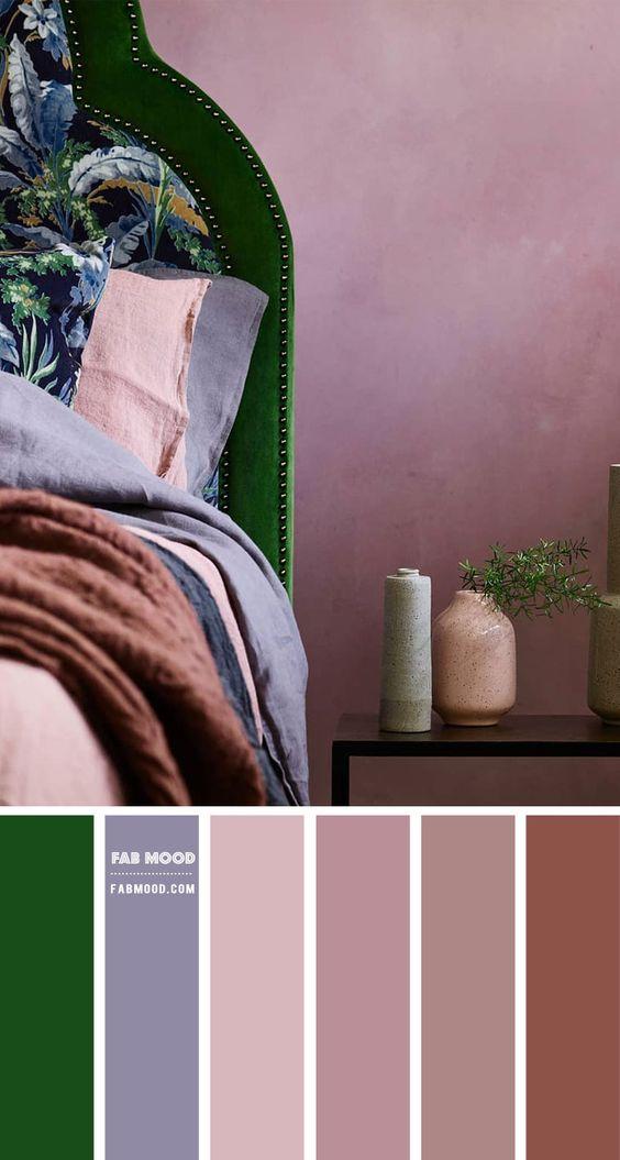 Barevné kombinace - inspirace do interiéru - Obrázek č. 27
