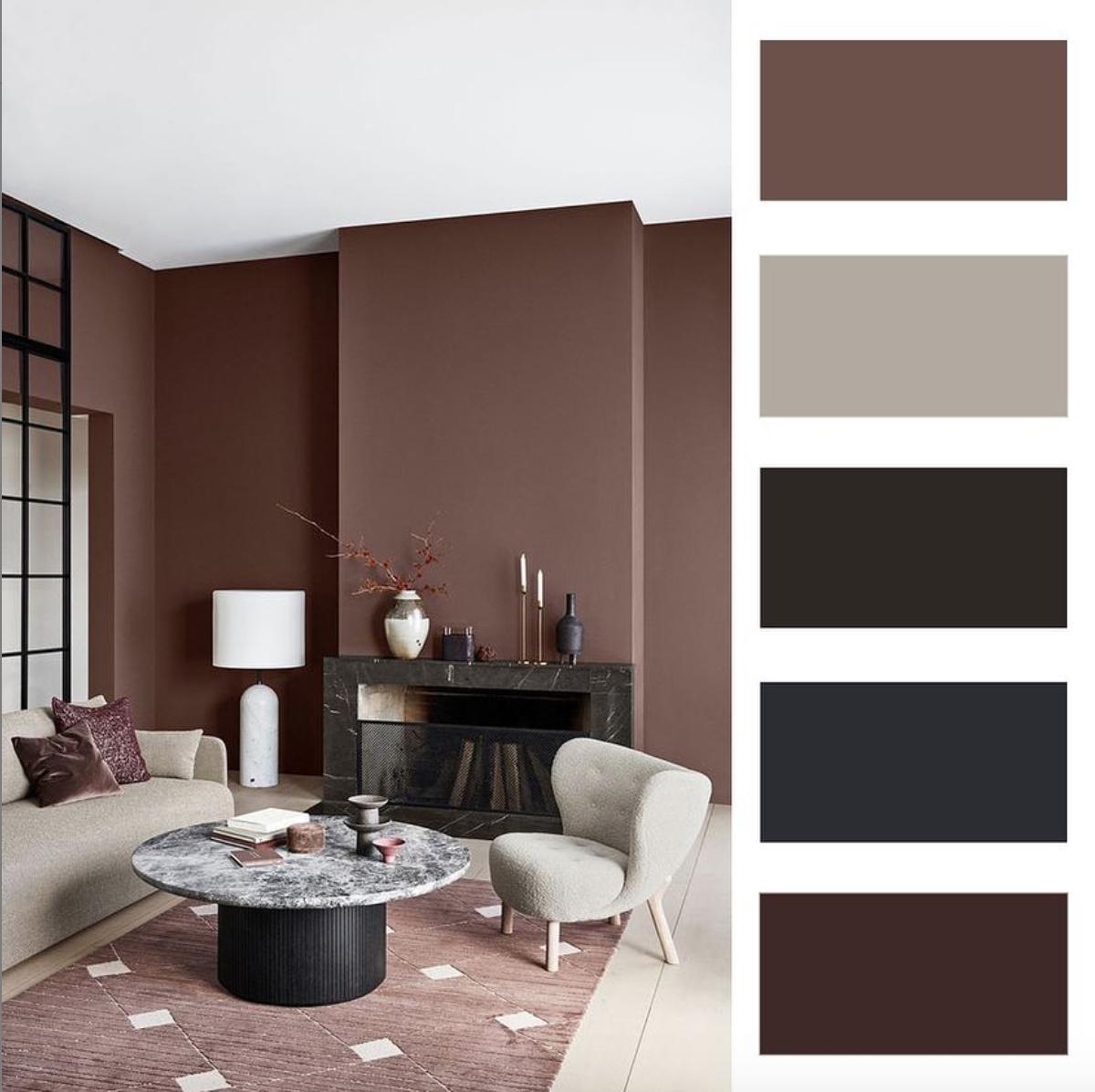 Barevné kombinace - inspirace do interiéru - Obrázek č. 33