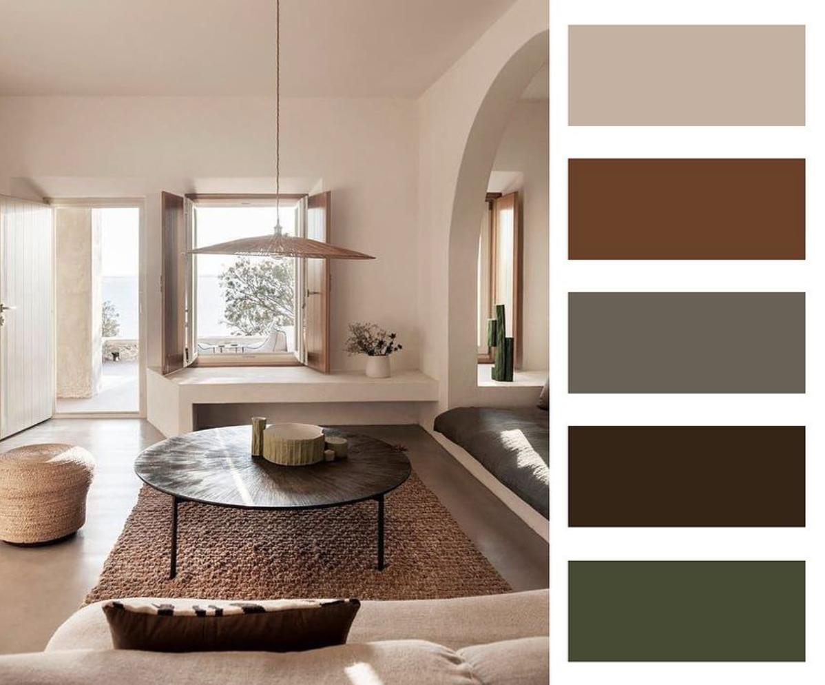 Barevné kombinace - inspirace do interiéru - Obrázek č. 44