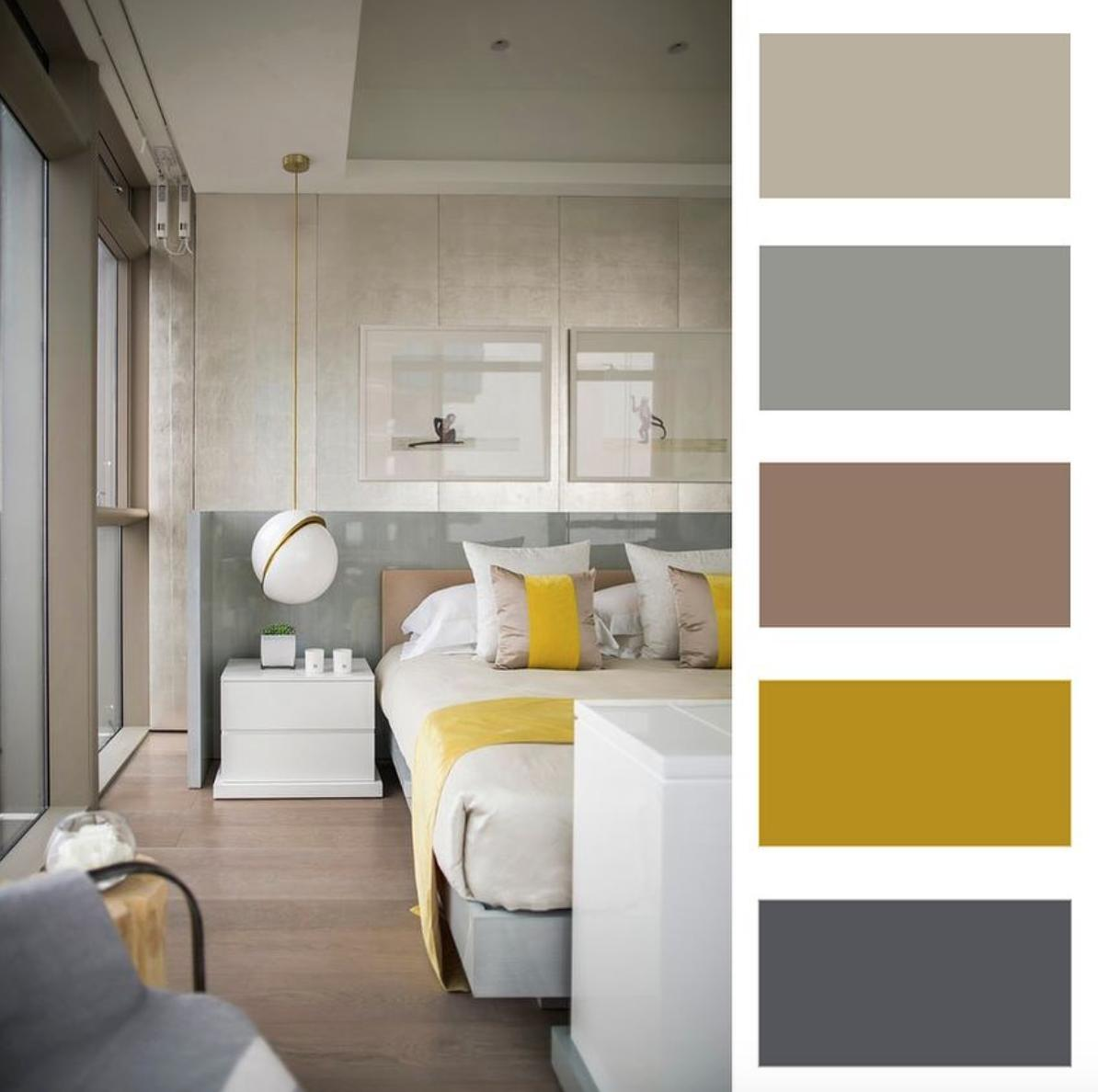 Barevné kombinace - inspirace do interiéru - Obrázek č. 30