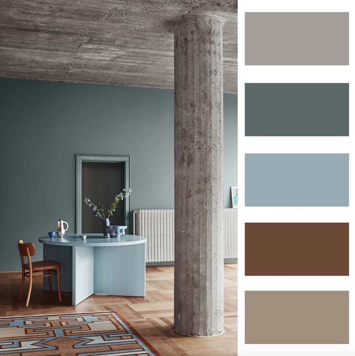 Barevné kombinace - inspirace do interiéru - Obrázek č. 31
