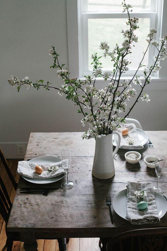 Jaro a Velikonoce v duchu Skandinávie a minimalismu - Obrázek č. 100