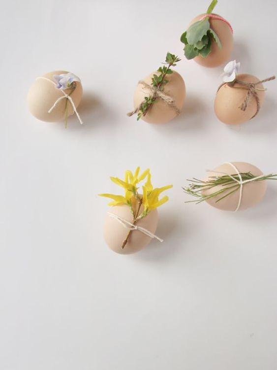 Jaro a Velikonoce v duchu Skandinávie a minimalismu - Obrázek č. 109
