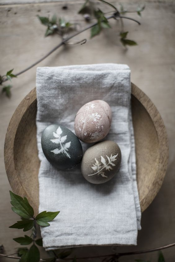 Jaro a Velikonoce v duchu Skandinávie a minimalismu - Obrázek č. 101