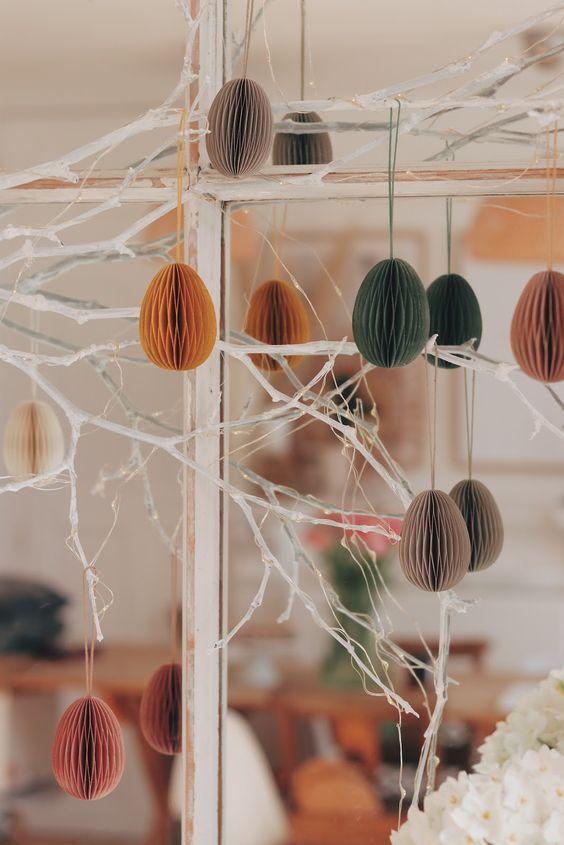 Jaro a Velikonoce v duchu Skandinávie a minimalismu - Obrázek č. 113