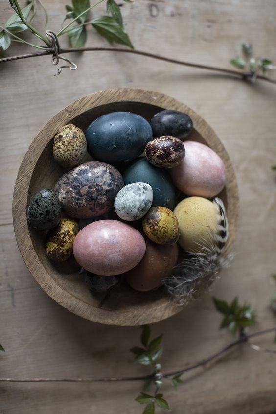 Jaro a Velikonoce v duchu Skandinávie a minimalismu - Obrázek č. 115