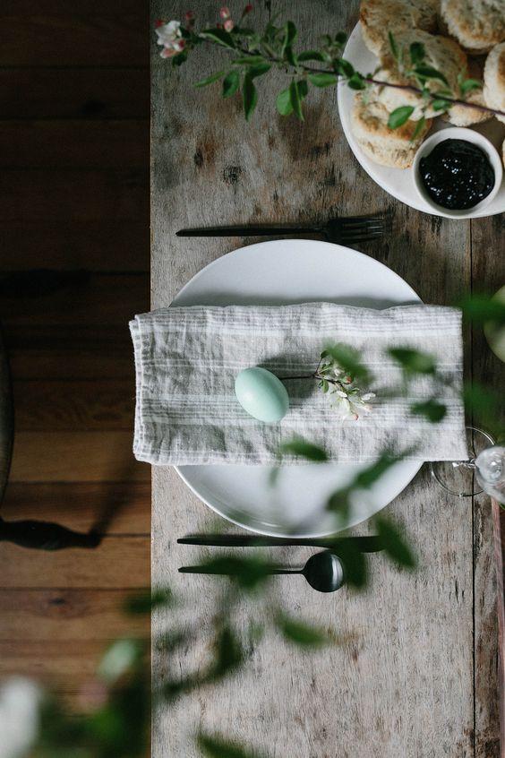 Jaro a Velikonoce v duchu Skandinávie a minimalismu - Obrázek č. 116