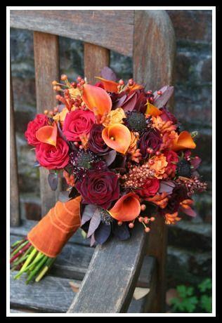 Jesenné kytice - Obrázok č. 1