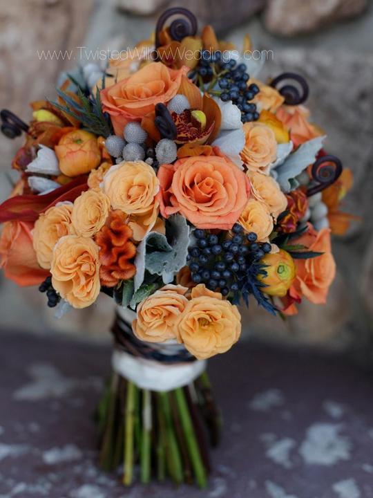 Jesenné kytice - Obrázok č. 36