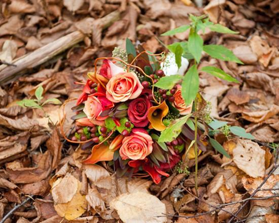 Jesenné kytice - Obrázok č. 38