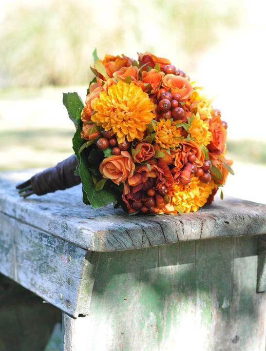 Jesenné kytice - Obrázok č. 40