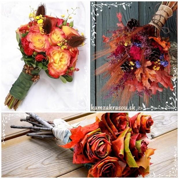 Jesenné kytice - Obrázok č. 47