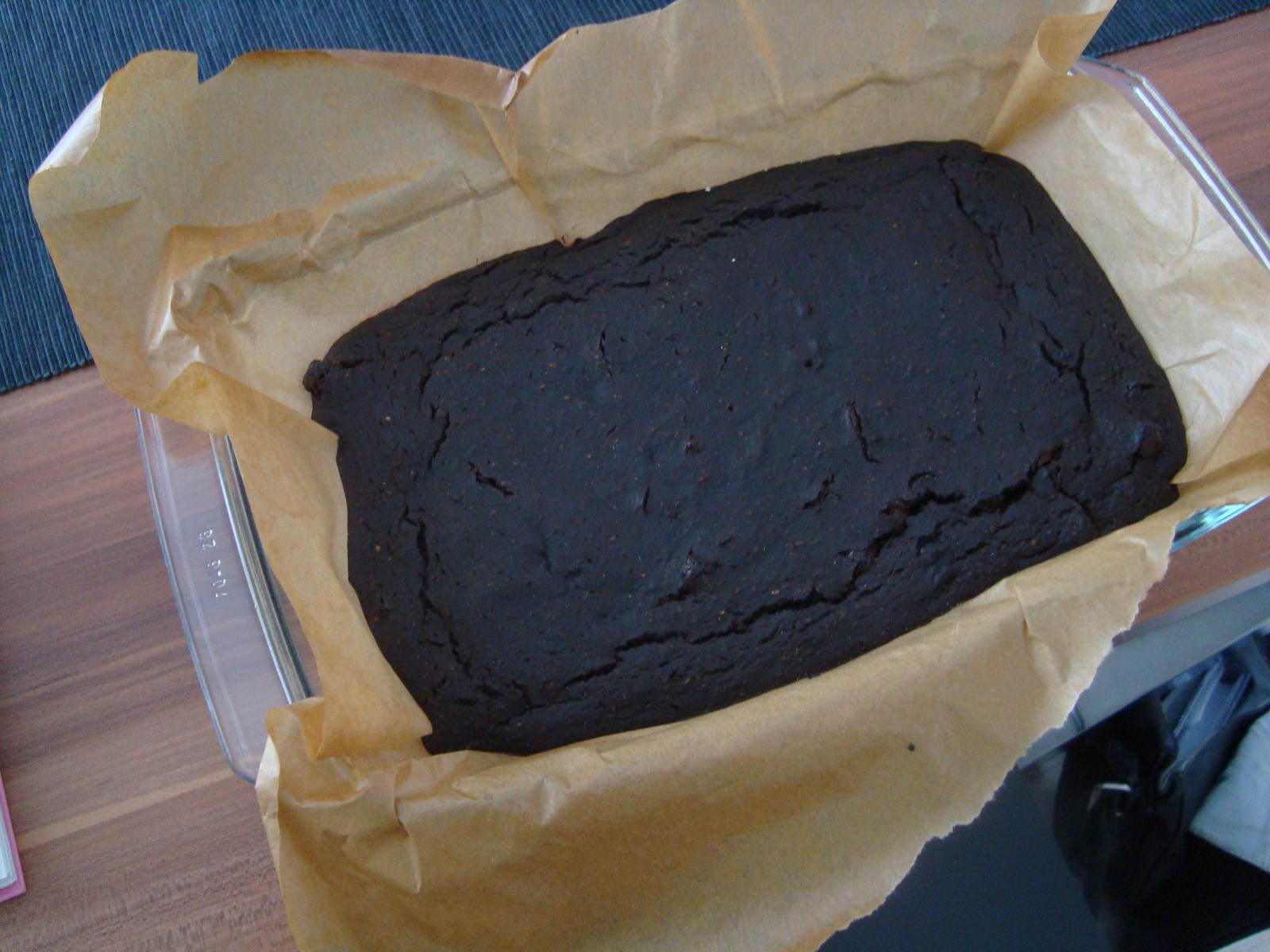 Moja záľuba - Brownies z červenej repy s horkou čokoládou